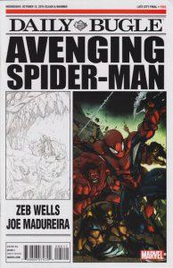 Avenging Spider-Man #1 (2011)