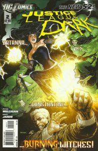Justice League Dark #2 (2011)