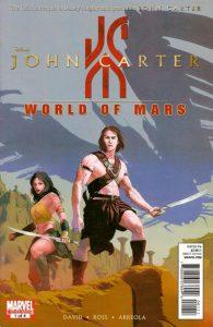 John Carter: The World of Mars #1 (2011)