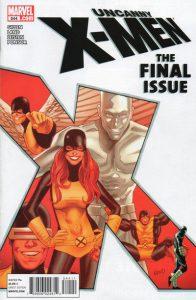 The Uncanny X-Men #544 (2011)