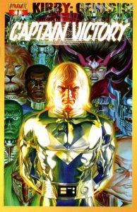 Kirby: Genesis - Captain Victory #1 (2011)
