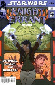 Star Wars: Knight Errant - Deluge #3 (2011)