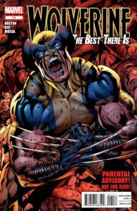 Wolverine: The Best There Is #11 (2011)