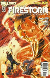 Fury of the Firestorms: The Nuclear Men #2 (2011)
