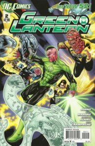 Green Lantern #2 (2011)