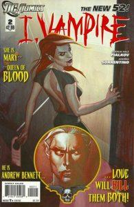 I, Vampire #2 (2011)