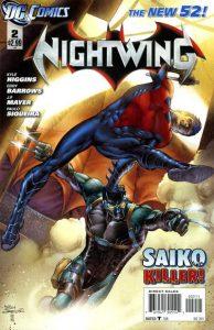 Nightwing #2 (2011)