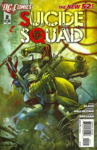 Suicide Squad #2 (2011)