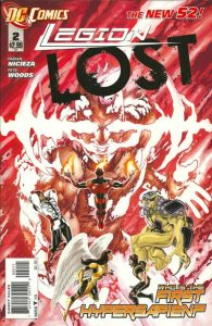 Legion Lost #2 (2011)
