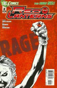 Red Lanterns #2 (2011)