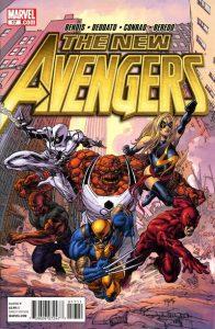 New Avengers #17 (2011)