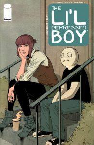 The Li'l Depressed Boy #8 (2011)