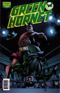 Green Hornet #21 (2011)