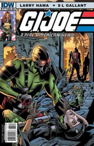 G.I. Joe: A Real American Hero #171 (2011)