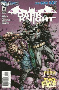 Batman: The Dark Knight #2 (2011)