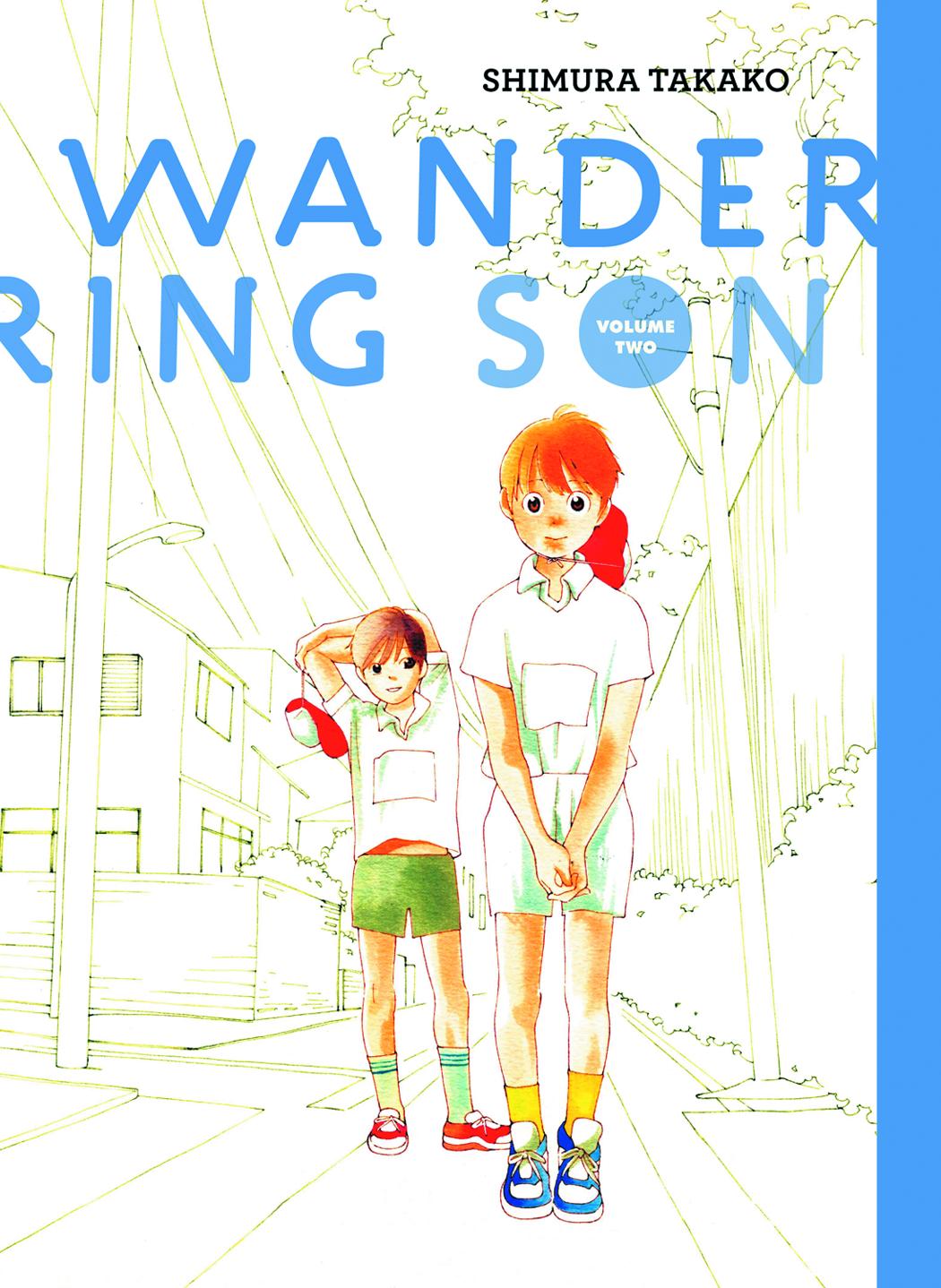 Wandering Son #2 (2011)
