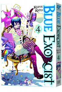 Blue Exorcist #4 (2011)