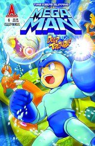 Mega Man #6 (2011)