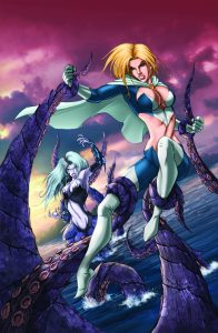 Grimm Fairy Tales Myths & Legends #10 (2011)