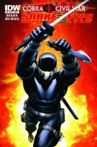 G.I. Joe: Snake Eyes #6 (2011)