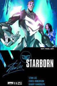 Starborn #11 (2011)