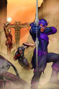 Avengers: Solo #1 (2011)