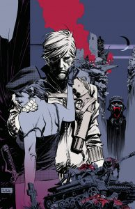 American Vampire: Survival of the Fittest #5 (2011)