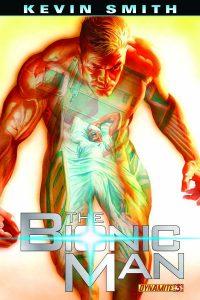 Bionic Man #3 (2011)