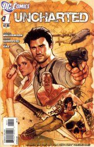 Uncharted #1 (2011)