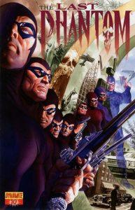 The Last Phantom #10 (2011)