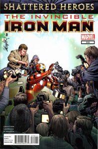 Invincible Iron Man #510 (2011)