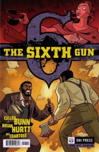 The Sixth Gun #17 (2011)