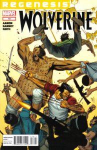 Wolverine #18 (2011)