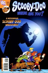 Scooby-Doo, Where Are You? #15 (2011)