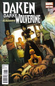 Daken: Dark Wolverine #17 (2011)