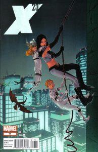 X-23 #17 (2011)