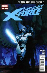 Uncanny X-Force #17 (2011)