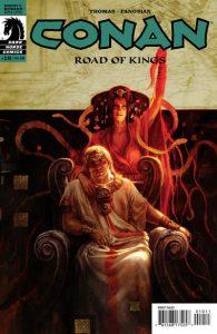 Conan: Road of Kings #10 [85] (2011)
