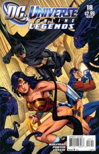 DC Universe Online Legends #18 (2011)