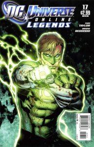 DC Universe Online Legends #17 (2011)