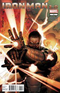 Iron Man 2.0 #11 (2011)