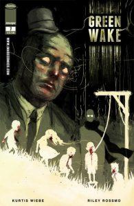 Green Wake #7 (2011)