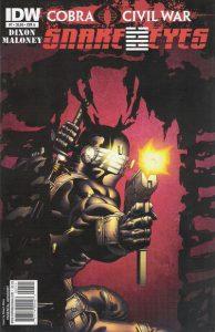 G.I. Joe: Snake Eyes #7 (2011)