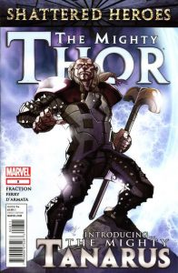 The Mighty Thor #8 (2011)