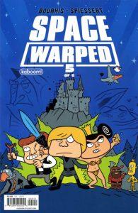 Space Warped #5 (2011)