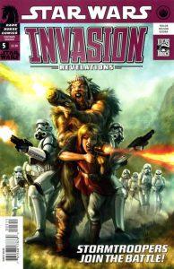 Star Wars: Invasion - Revelations #5 (2011)