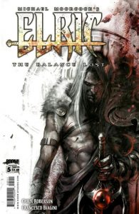 Elric: The Balance Lost #5 (2011)