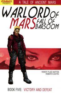 Warlord of Mars: Fall of Barsoom #5 (2011)