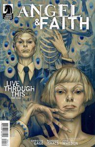 Angel & Faith #4 (2011)
