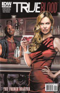 True Blood: French Quarter #4 (2011)